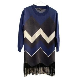 Timo Weiland Fringed Sweater Women's Size 0